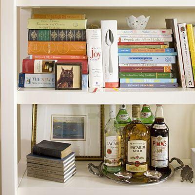 1000 ideas about arranging bookshelves on pinterest - Decorative books for shelves ...