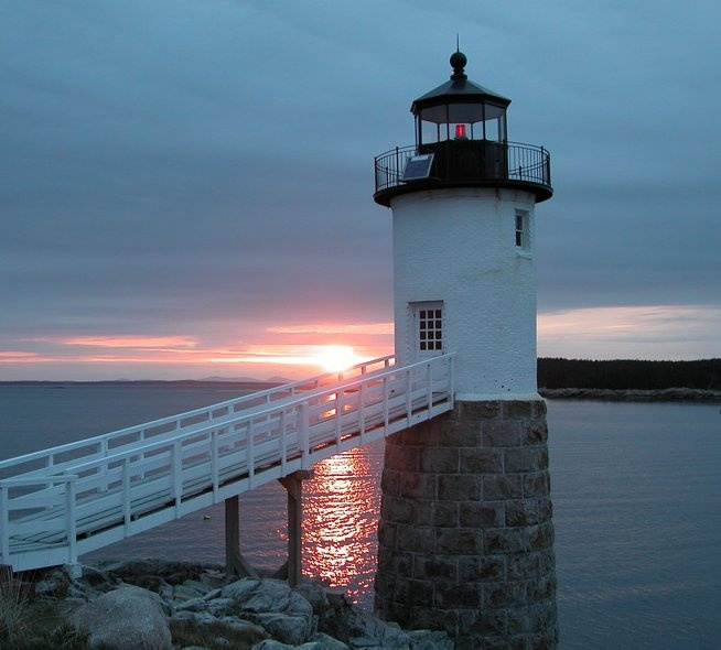 20 Best Lighthouses Of Maine Images On Pinterest