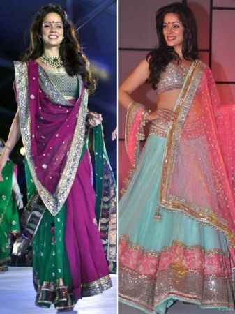 Gorgeous faces of bollywood in Pidilite CPAA fashion show...
