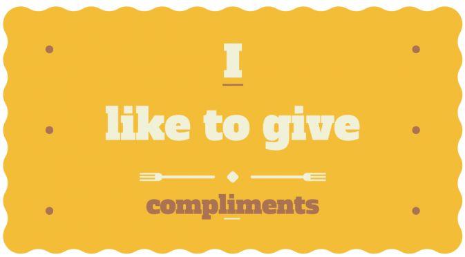Compliment Complement