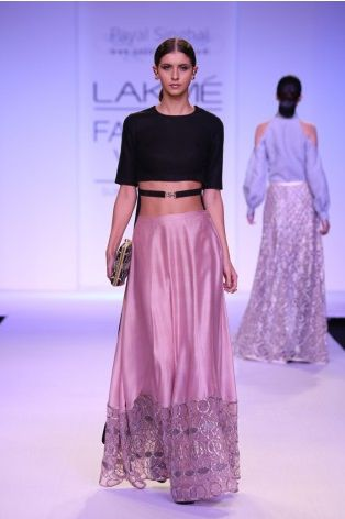 Payal Singhal. LFW S/S 14'. Indian Couture.
