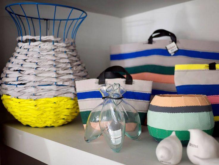 Visit our Showroom #home #decor #decorative #objects #vase #innovative #colour #serax #pot