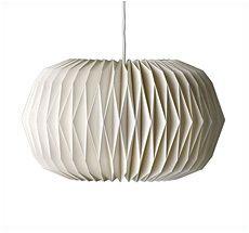 Bloomingville Lamp White Paper 3
