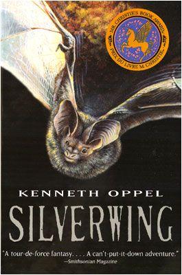 Silverwing - Kenneth Oppel - Grade 6