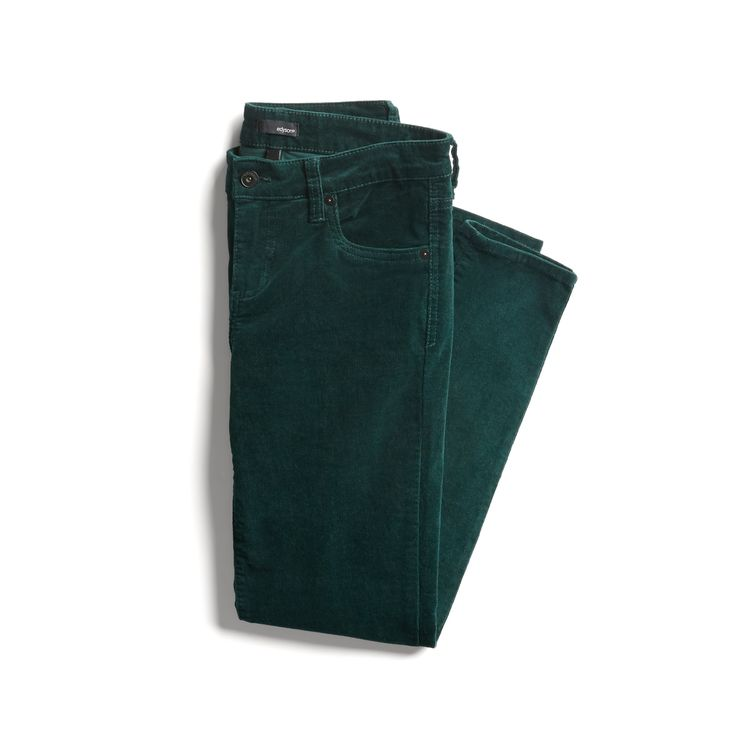 Love this color and cordoroy - Stitch Fix Fall Stylist Picks: Green corduroy pants
