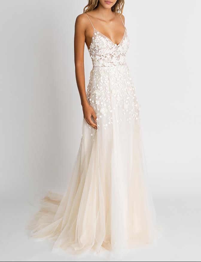 The Price Of This Gown Falls Within Range Above We Are