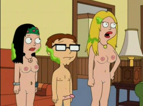 family-guy-vs-american-dad-porn-nude-white