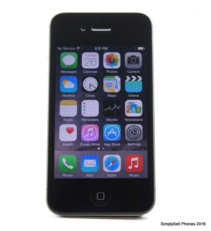 how to clean up iphone 4s