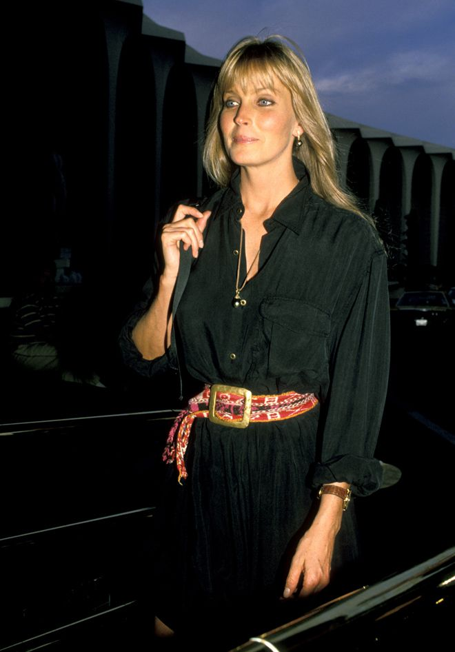 Bo derek hot in fashion house 66