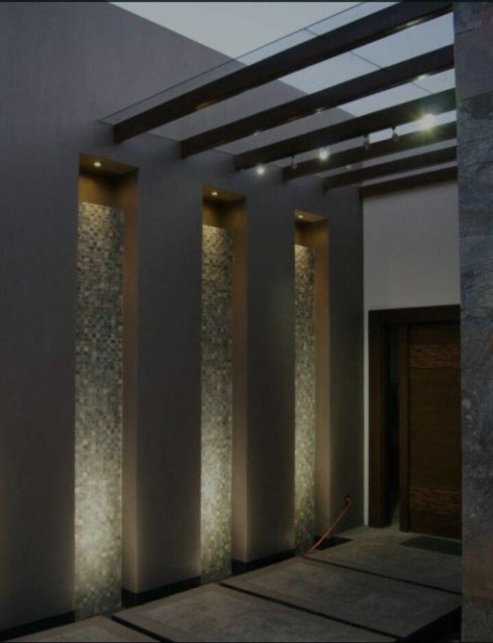 Feature walls pillars the garden light company photo gallery gardening trips for the house ♥ pinterest lighting companies photo galleries and