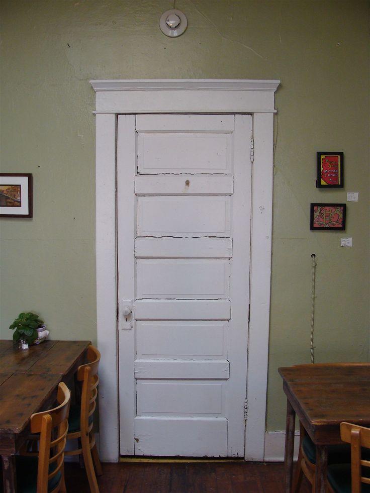 Craftsman Door Trim Interiors