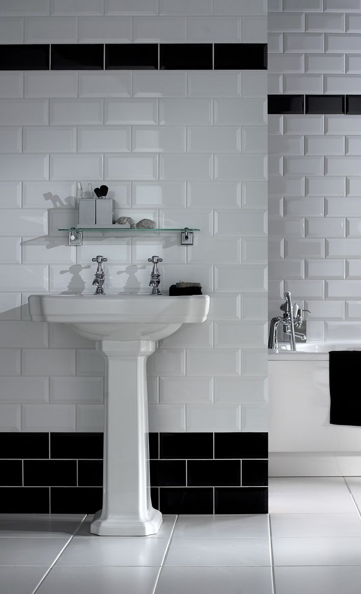 Marble makeover british ceramic tile - Biscelado Negro Bianco Tiles From House Of British Ceramic Tile Http Www
