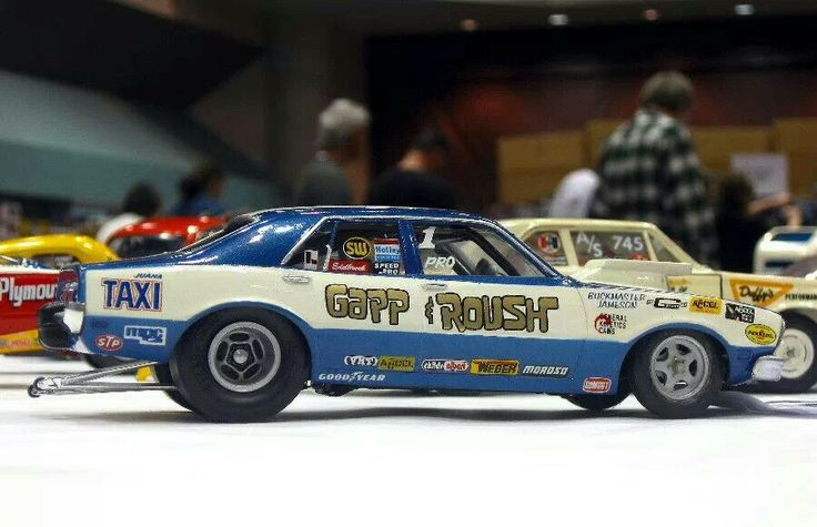 Gapp And Roush Maverick Race Car Modeling Pinterest
