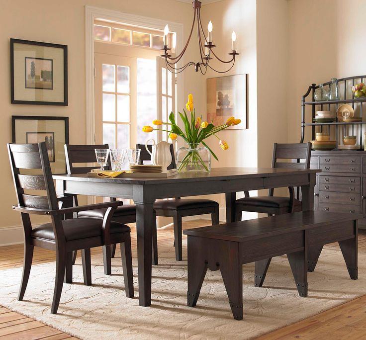 68 best images about Dining Room on Pinterest | Pedestal, Hooker ...