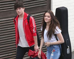 Emily Middlemas And Ryan Lawrie Open Up About Their X Factor Romance
