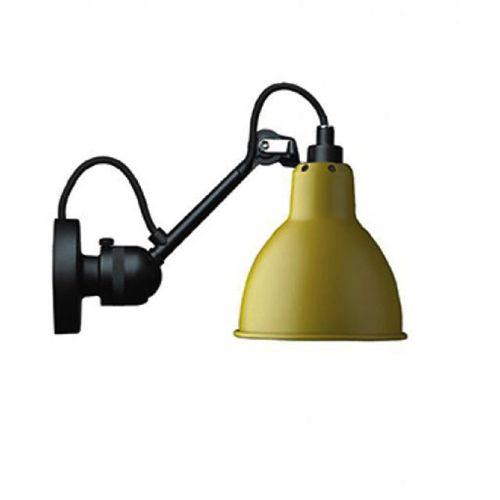 Lampe Gras - No. 304 - moffice.dk. #design #belysning #kontor #væglampe #indretning #gul #lampe