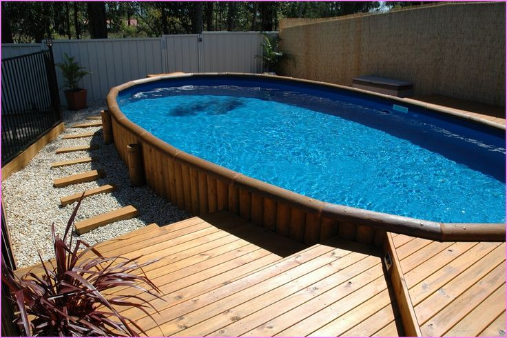 17 best images about above ground pools on pinterest for Above ground pool decks indianapolis