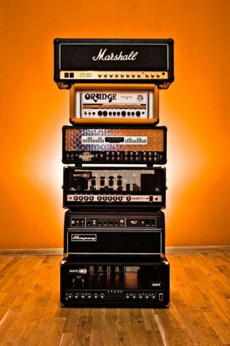 Amps. Amps and more Amps | The Classics https://www.guitarandmusicinstitute.com