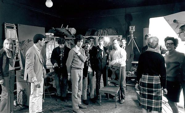 Sgt Pepper Cover shoot - Retronaut