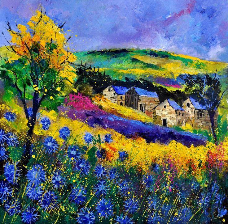 Épinglé par Dany Ella sur Paintings 8 | Artwork, Peinture, Artiste