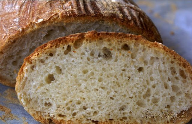 Pane con Lievito Madre - Cuore di Sedano