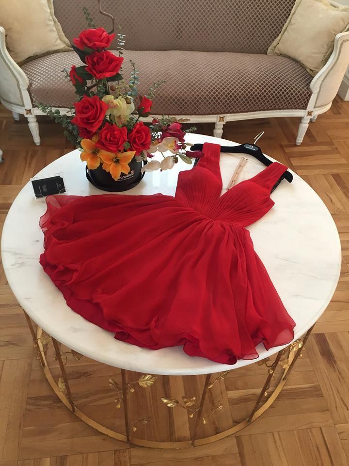 CRISTALLINI #Prom #BurgundyDress #CocktailDress #SilkDress