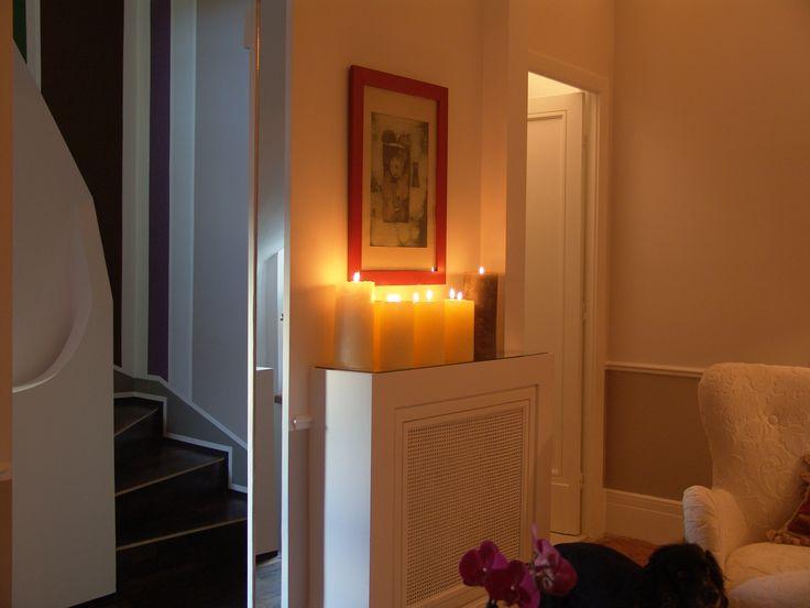Our atelier designed by Simona Rizzi for www.spaziocasainterioare or  https://www.facebook.com/pages/Simona-Rizzi-Interior-Designer-of-Spazio-Casa-Interioare/301755953364499?ref=aymt_homepage_panel