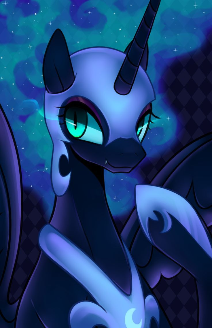 492 Best Mlp Nightmare Moon Images On Pinterest