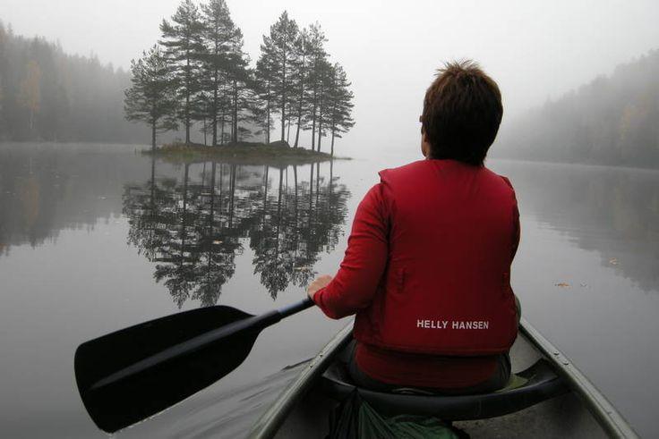Kanotur på Børtervann - Tur - UT.no