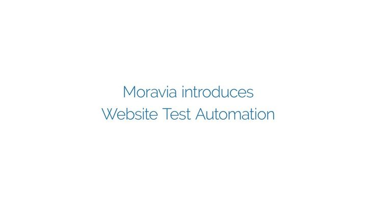 Website Test Automation by Moravia: Multilingual site versions often suffer from linguistic, display  and functional errors and not every change is reported or tested. Moravia´s website test automation solutions proactively identify multilingual site issues to deliver high quality experience to your costumers. Find more now! #moraviait #localization #video #website #automation