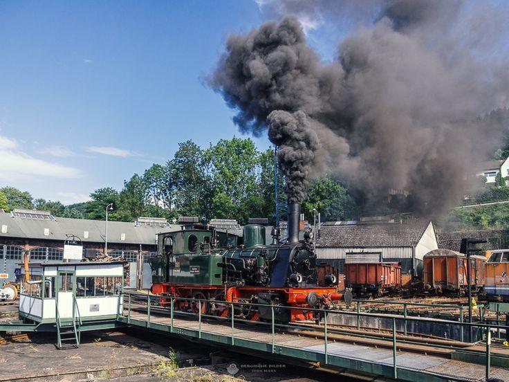 In diesem Eisenbahnmuseum ist die Atmosphäre vergangener Eisenbahnerzeiten erhalten geblieben