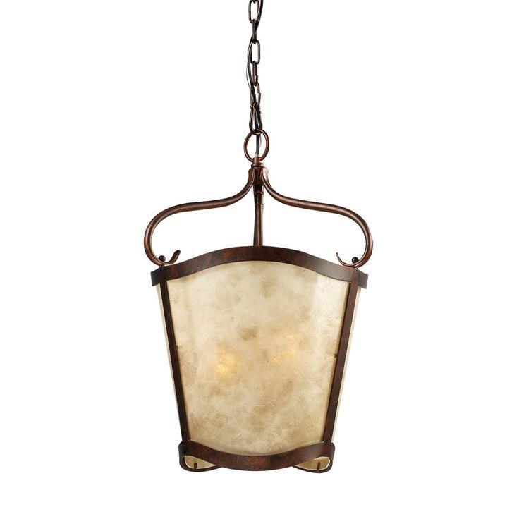 Best Shop Elk Lighting 65031 3 3 Light Mojave Foyer Light At 400 x 300