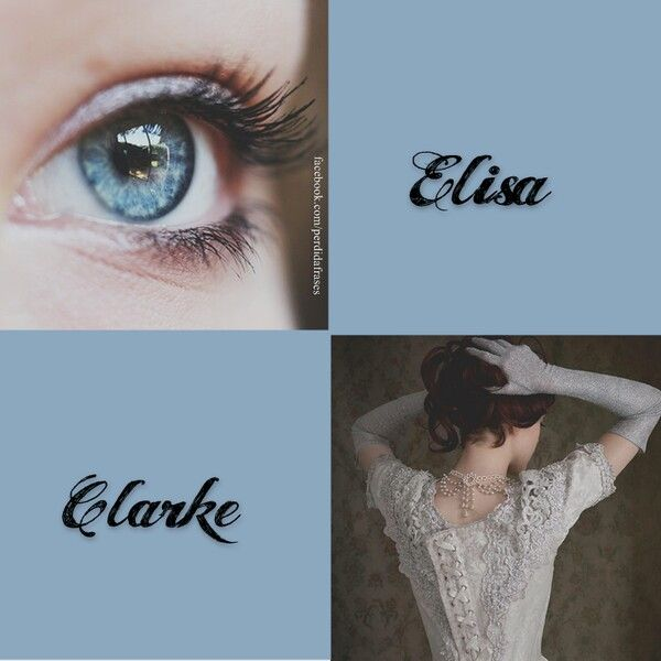 Elisa Clarke - Série Perdida Carina Rissi