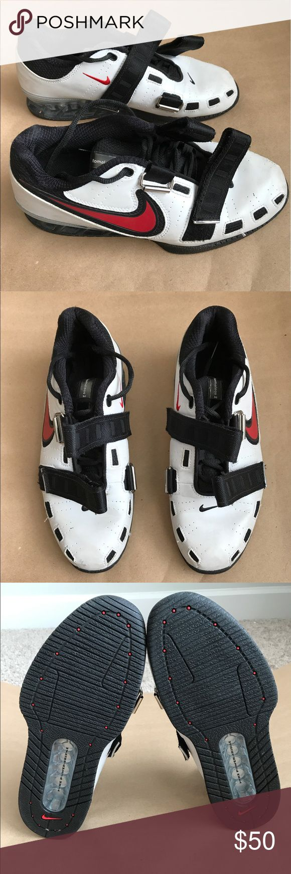 Nike Lifting Shoes Romaleos 2 Nike Shoes Athletic Shoes