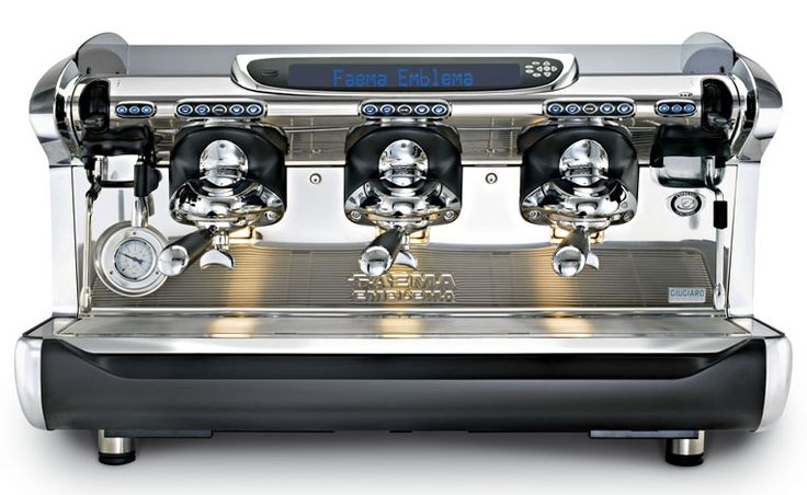 Emblema - traditional espresso machines | Faema