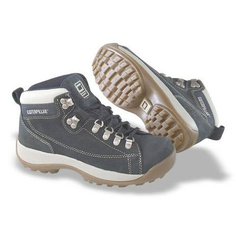 Caterpillar Active Alaska Womens Work Boots | Safety Girl | Pinterest | Caterpillar Boots And ...