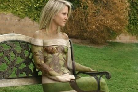 10 Most Amazing 3d Body Paintings | The o'jays, 3d ...
