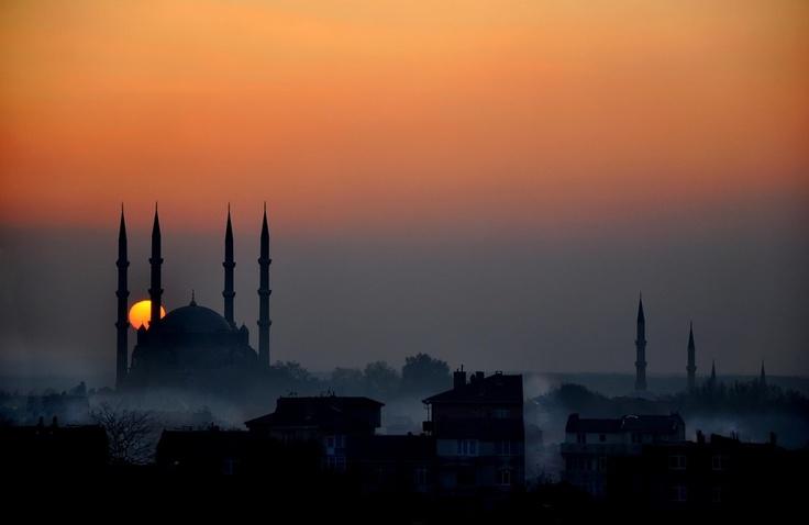 Edirne Selimiye Camii Turkey
