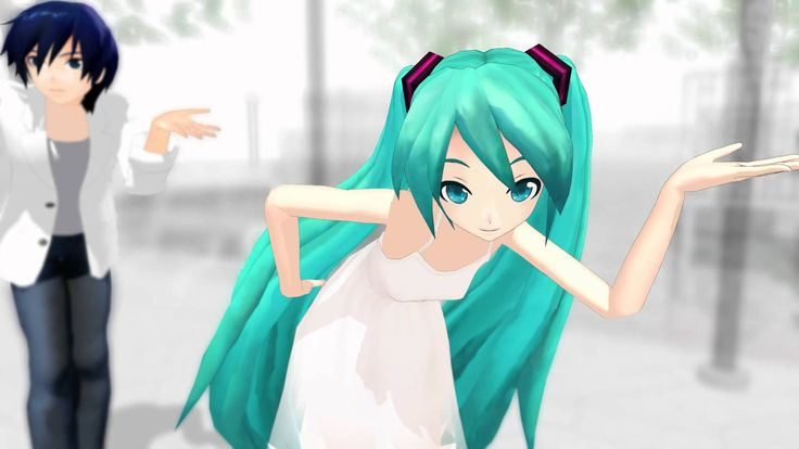 MMD Hello_How are you 1080p HD SUCH CUTE DANCING!!!