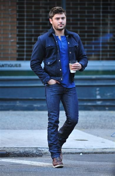 Zac's Cool Blues and More Celeb Eye Candy | Gallery | Wonderwall