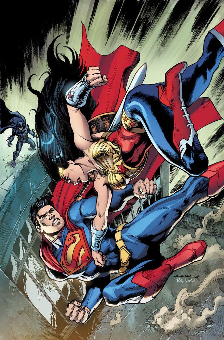 Superman e Lanterna Verde encontram suas versões antigas nos quadrinhos! - Legião dos Heróis