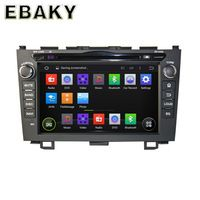 8 inch Quad Core Android 5.1 Car DVD Player For Honda CRV 2006-2011 Car Radio+GPS Navigation+RDS+Bluetooth+WiFi+Mirror Link