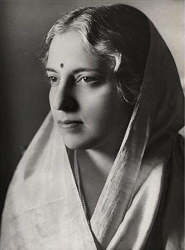 Vijaya Lakshmi Pandit - Wikipedia