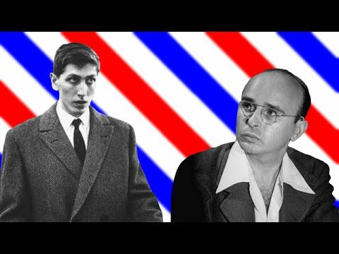 Bobby Fischer vs Samuel Reshevsky - 1958 1959 U.S. Chess Championship - Chess.com