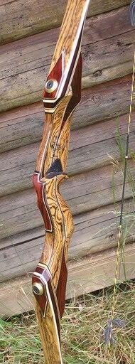 Blacktail bow ..... One day.... Get Recurve Bows at www.etsy.com/... Get recurve bows from https://www.etsy.com/shop/ArcherySky