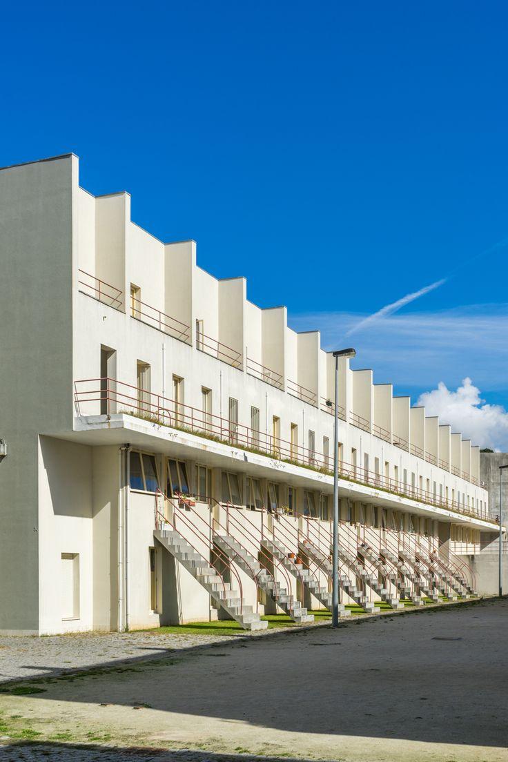 Casas sociais SAAL, Bouça II « Bartosz Kutniowski Fotografia Architektury#architecturephotography #fotografiaarchitektury #fotografia #architektura #alvarosiza #saal