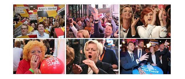 +++ Bundestagswahl 2017 im Live-Ticker +++: Deutschland wählt Große Koalition ab! Schulz will als Parteichef in Opposition! Union und FDP appellieren an SPD - AfD bei 13,2 Prozent