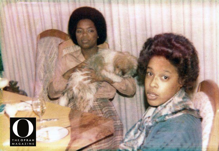 Gayle King & Oprah Winfrey