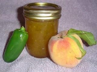 Peach Jalapeno Jelly