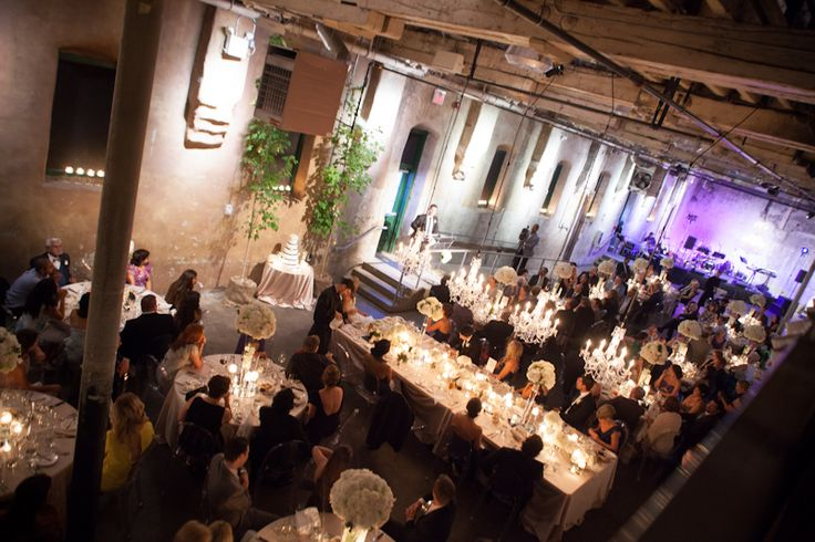 Fermenting Cellar wedding reception room